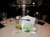 Absinthe glasses and fountain