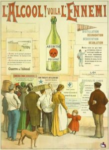 Absinthe Prohibition: The ban