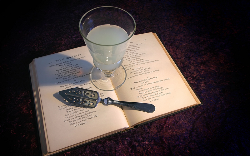 Absinthe and famous personalities: Part 2