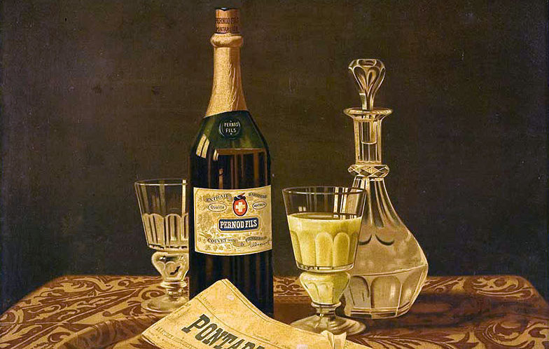 What is an Absinthe Glass?