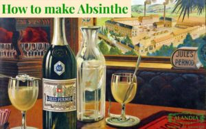 Absinthe and Water