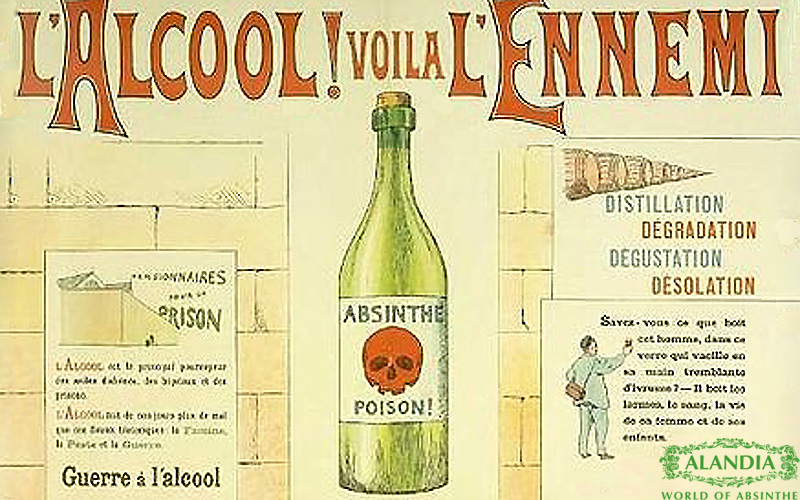 Absinthe Banned: The story of Jean Lanfray