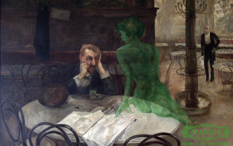 Thujone: Why did it give Absinthe such a bad reputation?
