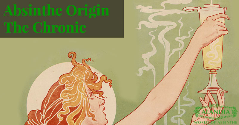 Absinthe Origin: The chronic of the Green Fairy