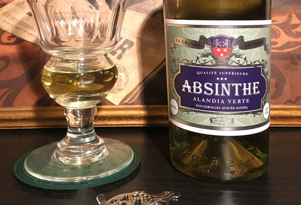 authentic Absinthe