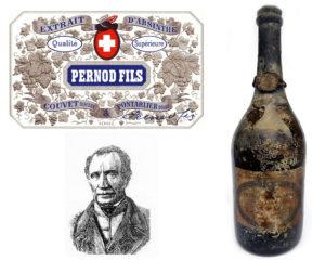 Absinthe Origin: Pernod first Absinthe