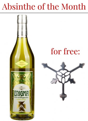 Absinthe of the Month