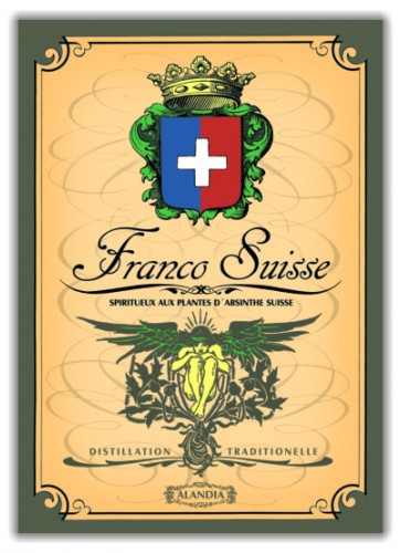 FrancoSuisse Poster