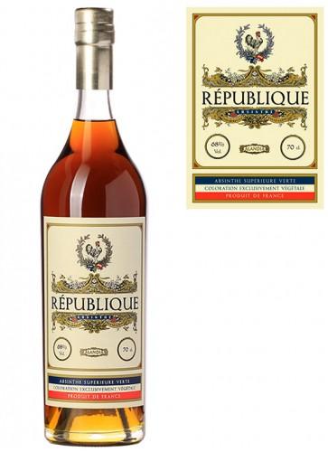 Absinthe République Vintage