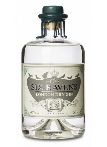 Six Ravens London Dry Gin