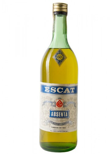 Vintage Absinthe Escat