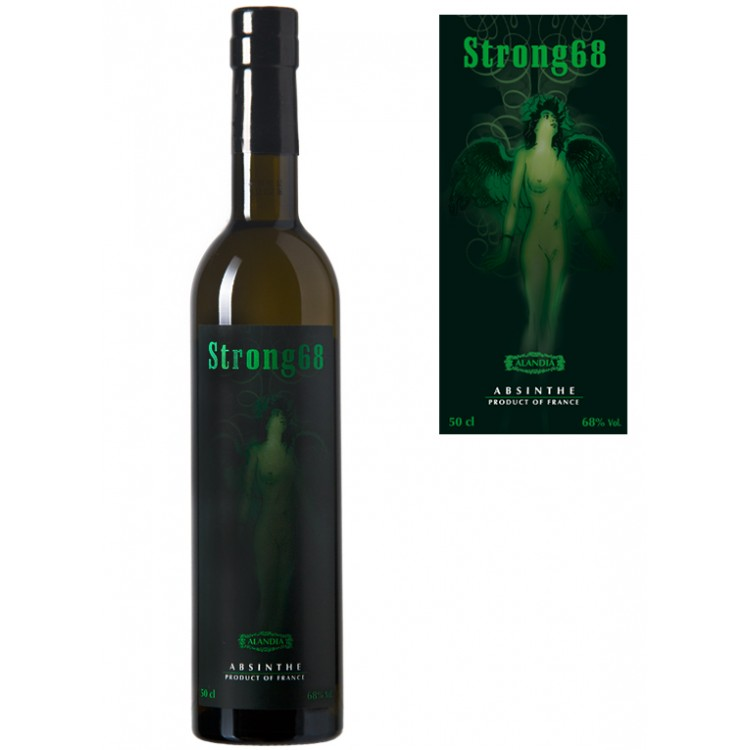 Absinthe Strong68 Alandia Online Store