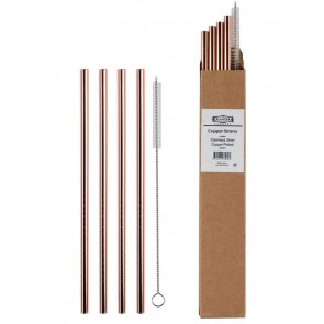 Metal Straw Copper