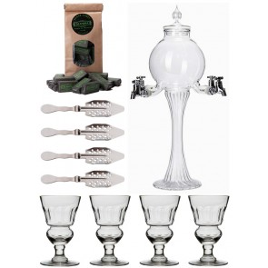 Absinthe Complete Set Up