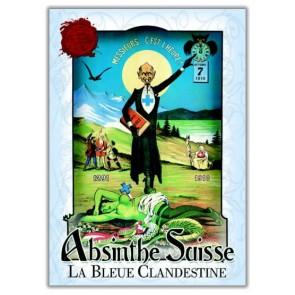 La Bleue Poster