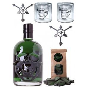 Skull Absinthe Set