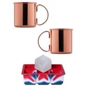 Copper Mugs & THE ROCK