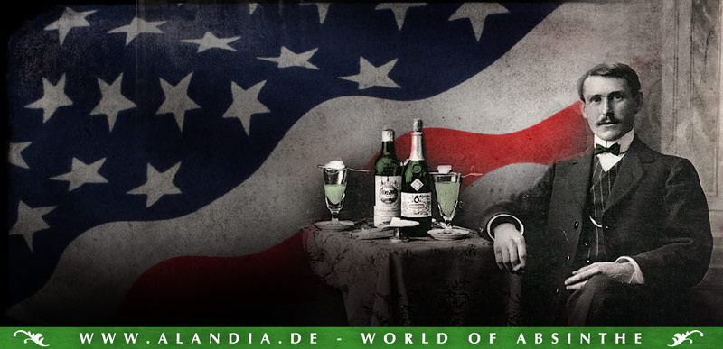 Buy Absinthe in the USA