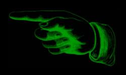 The Magic Absinthe Hand