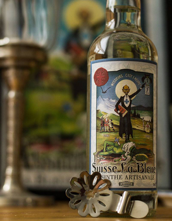 Is Absinthe legal?