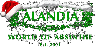 Buy Absinthe at the ALANDIA Online Store